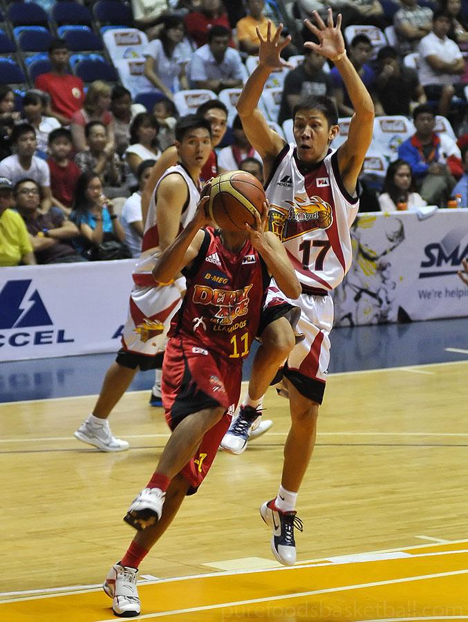 2010 Philippine Basketball Association Fiesta Conference Semifinals ...
