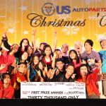 US Auto Parts Christmas Party Pics