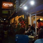 Oma Restaurant and Bar Opening