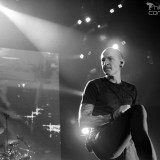 Linkin Park Live in Manila in Black & White
