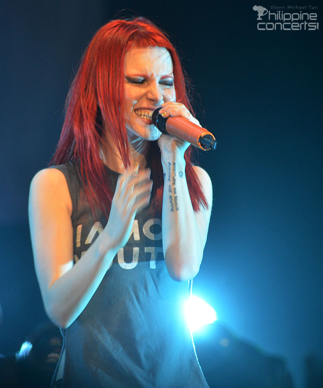 Paramore 2014 Live Paramore Live in Manil...